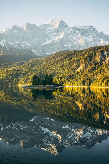 Eibsee Beautiful Beauty Beauty In Nature Beauty In Nature Day Lake Mountain Nature Nature Nature On Your Doorstep Nature Photography Nature_collection Naturelovers No People Outdoor Photography Outdoors Reflection Scenics Sky Snow Sunlight Tranquil Scene Tranquility Tree Water