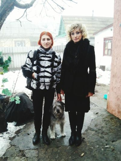 Я и Мамуля First Eyeem Photo