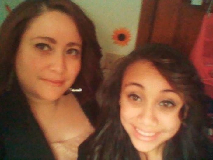 A While Ago , Mom & I <3