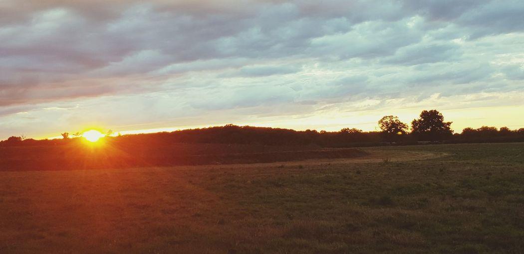 Evening Sky Sky