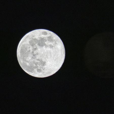 Full Moon! Panasonic Lumix DMC-FZ80 Space Astronomy Night Moon Sky Scenics - Nature Science