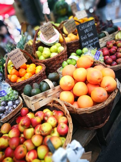 Colour Of Life borough market