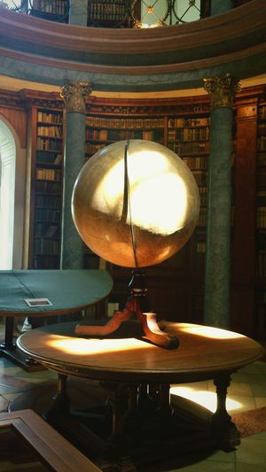 An Old Globe in the Library of the Monastery of Pannonhalma , Hungary . Antique Earth Hungary Photos Hungary Culture Hungary Arquitecture Hungarian Hungary I <3 You Hungaryculture Hungarylife Hungarianphotographer Hungarian_photographers Hungary Love Hungary🇭🇺