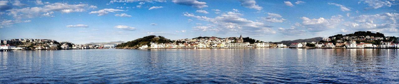 Kristiansund Panorama