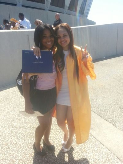 she made it :))