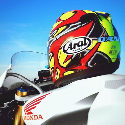 Arai Rx7gp Honda Neonsplash Get Inspired Open Edit Neon Color Helmets Motorcycle Dani's SP2 Tribute Edwards