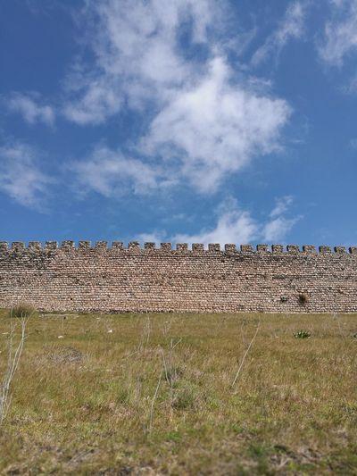 Aldeias De Portugal Castle Portugal Alentejo Village Wall - Building Feature Sky Brick Wall Stone Wall Fortress
