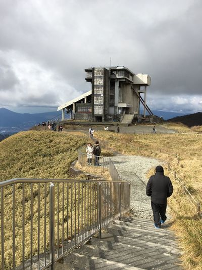Hakone Komagatake Ropeway Ropeway🚠 Iphone6s IPhoneography Japan View Viewpoint Mountain View Mountain 箱根 Cablecar Station
