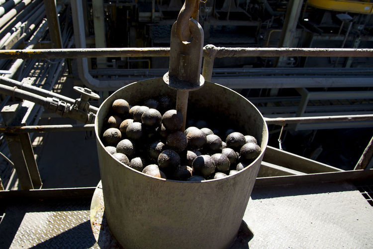 Mill Balls for Mineral Processing Kalgoorlie Gold Mine Mining Mill Balls Mill Factory