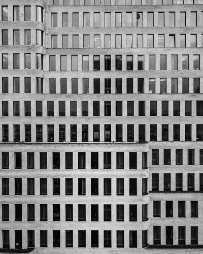 Windows Façade Fassade Backgrounds Full Frame Pattern Repetition No People Day Indoors