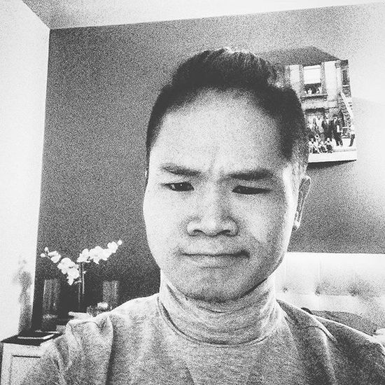 Decided to take a selfie before I start the cardio running at 630am.. finally a turtle neck. Took only forever. Selfie Vscocam VSCO Turtleneck Bandw Bw Blackandwhite NYC Newyork Newyorkcity NY Manhattan Manbun Topbun Fashion