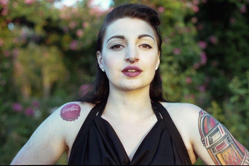 Bianca El3 Imagery Rockabillygirl Rockabilly Tattoomodels Inkedgirls EyeEmbestshots EyeEmBestPics German Girl Pinup Retro Vintage