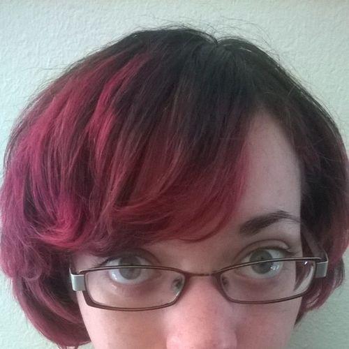 Pinkhairdontcare Pinkhair Wiglover