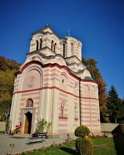 Manastir Monastery Manastir Tuman Architecture