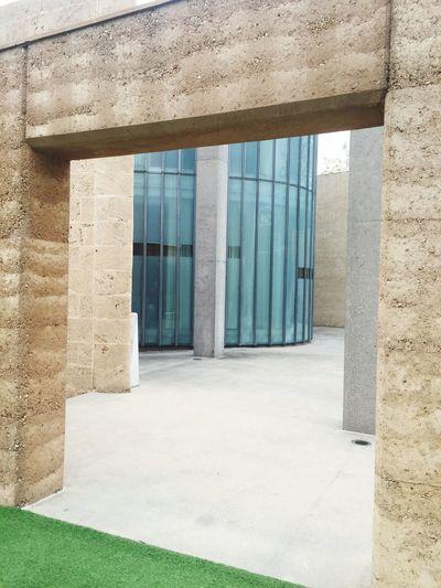 Tarrawarra Gallery Archway Yarra Valley