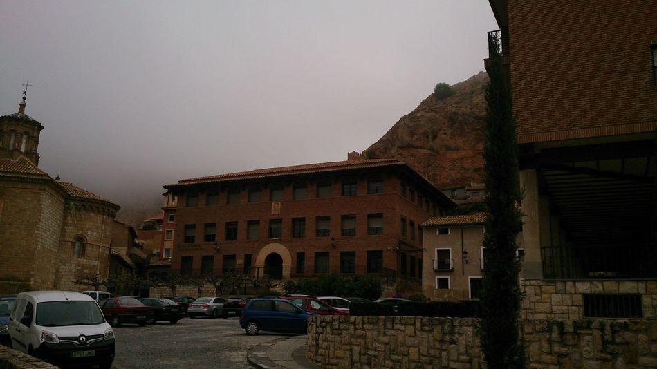 La Plaza del Ayuntamiento de Daroca