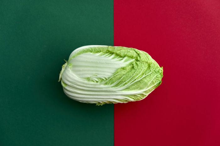 Chinakohl Chinese Cabbage Cabbage
