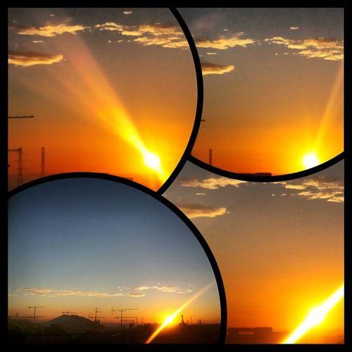 Bom dia!!! Sunrise VistaDeCasa
