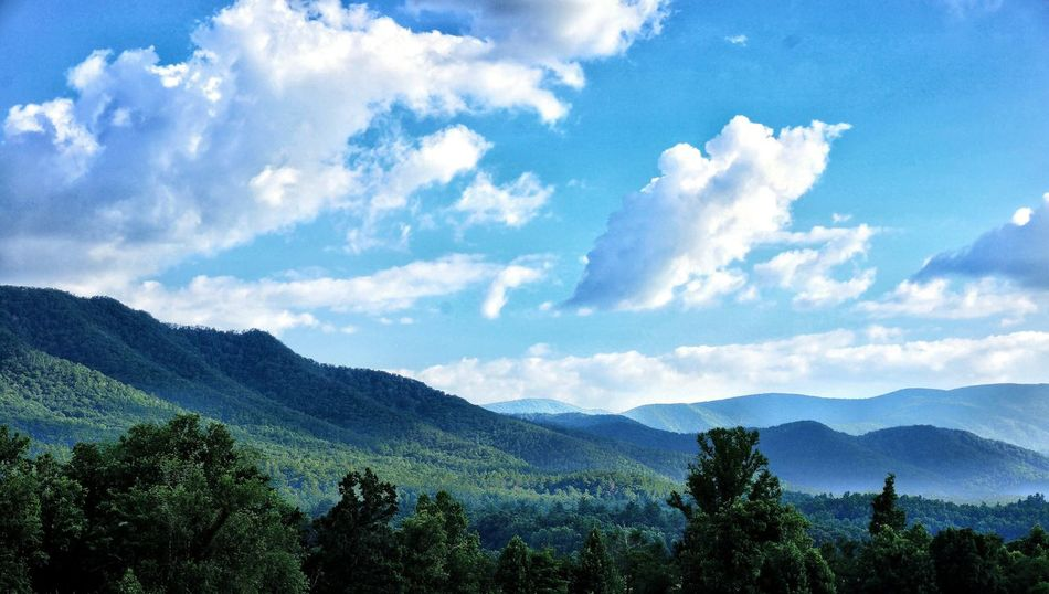 Great Smoky Mountains National Park Beautiful Nature Cades Cove Tennessee Mountain View Mountain_collection Mountains And Sky EyeEm Nature Lover EyeEm Best Edits