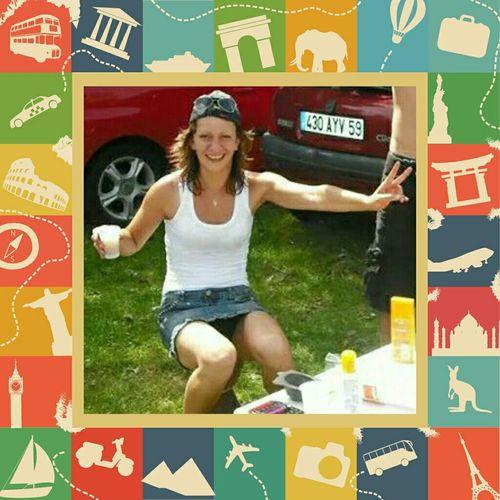 Vacances☀️ Soleil 😎👌🌞 Camping2014 ⛺ 🍸aperobic🍹 Souris à La Vie Et Elle Te Souriera 😁