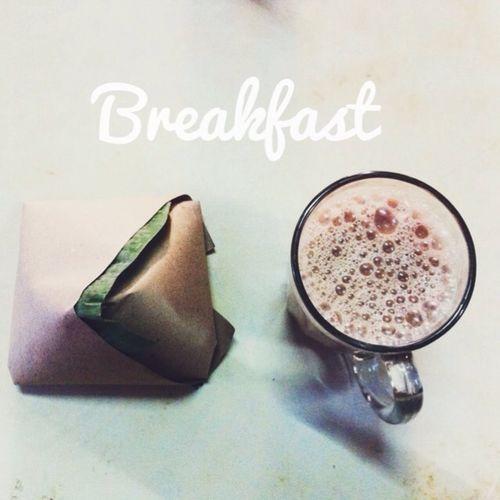 Art Having Breakfast Meal Enjoying A Meal