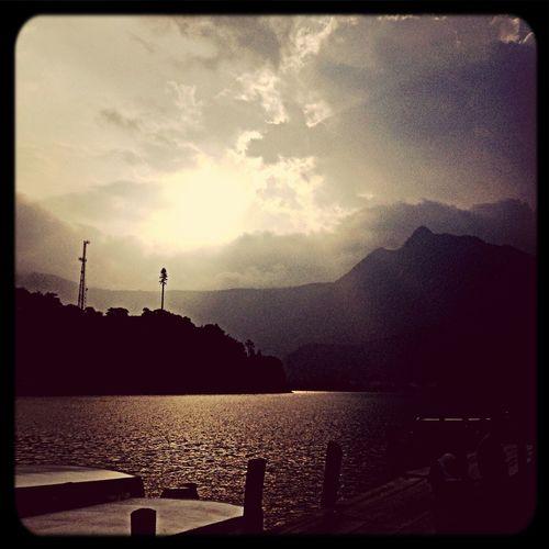 Sun Light Lake
