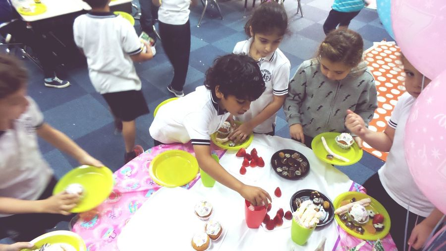 My Student Life Classroom Party Seventh Birthday