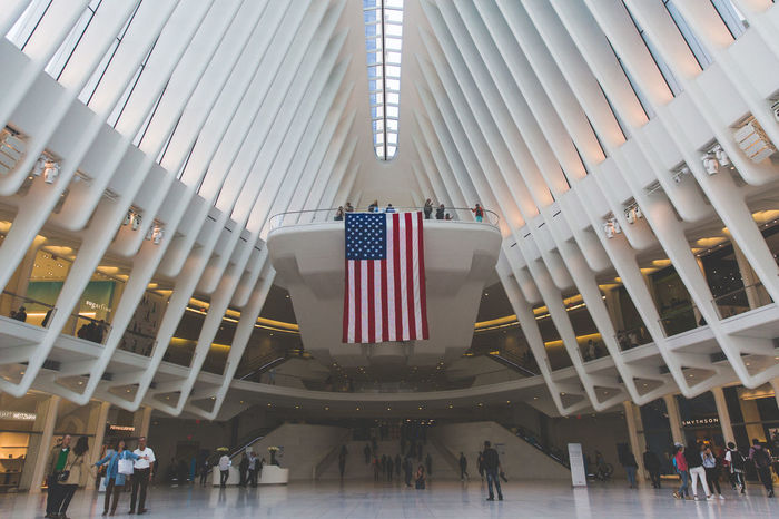 Architectural Column Architecture Built Structure Citizenship Day Democracy Flag Government Indoors  Large Group Of People Men National Icon Patriotism People Politician Politics Politics And Government Pride Real People Stars And Stripes Women