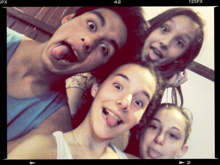 Theatre Happy :) SomosLindos :3