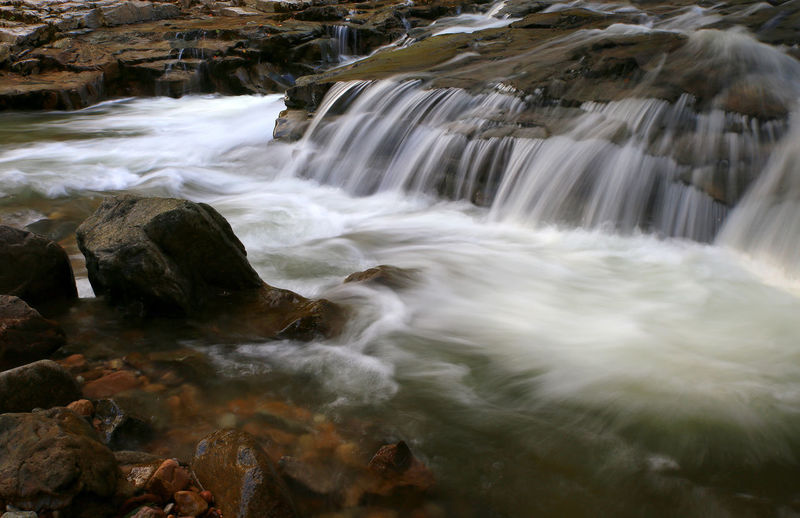 Mountain Creek, Mountain Stream, Creek, River, Water Perspectives On Nature Beauty In Nature Day Long Exposure Motion Nature No People Outdoors Rocks And Water Scenics Tranquil Scene Transylvania💕 Water Waterfall