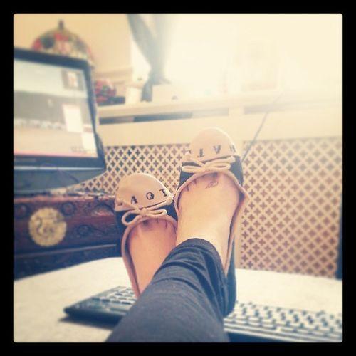 Lovehate Shoes Instafashion Officeshoes Tattoostyle Amazingshoes Relax Tgif Cba