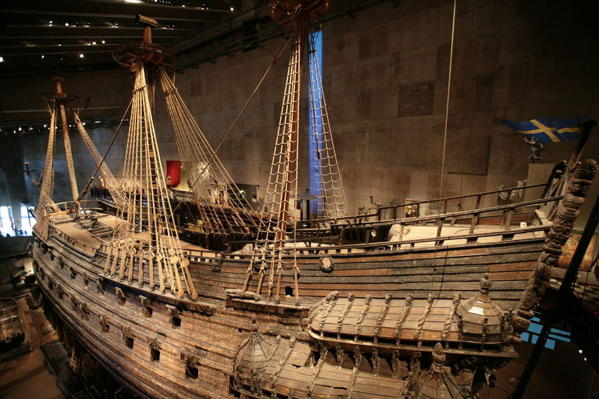 Oslo. The Museum Museum City Oslo, Norway Architecture Built Structure Close-up History Indoors  Nautical Vessel No People Travel Wood - Material