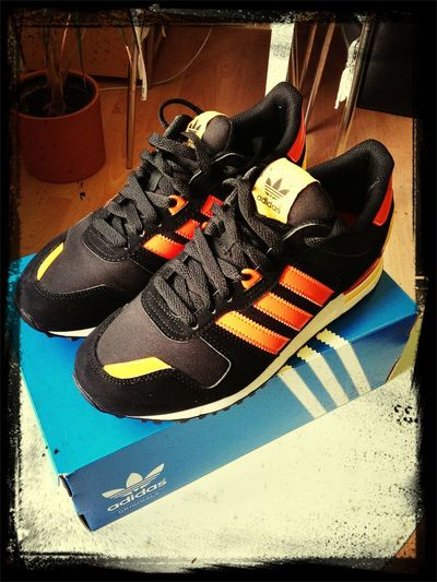 ...New Sneakers...