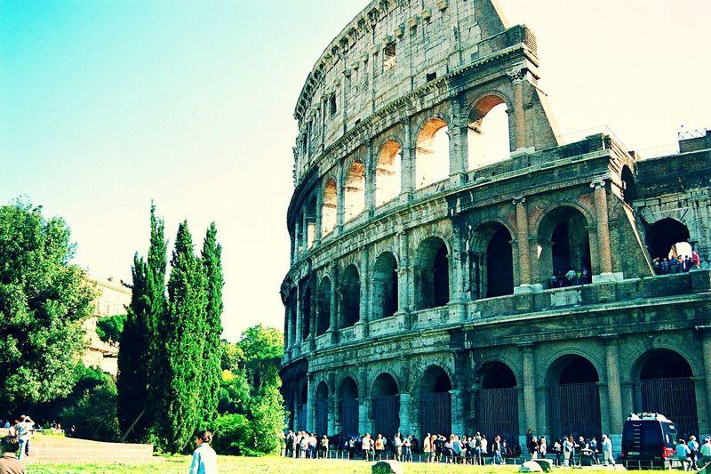 Colosseum The Colosseum, Rome Italy
