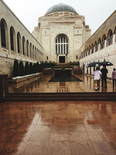 Eyeem Australia A Few People Building Exterior Built Structure Rainy Day The Architect - 2017 EyeEm Awards