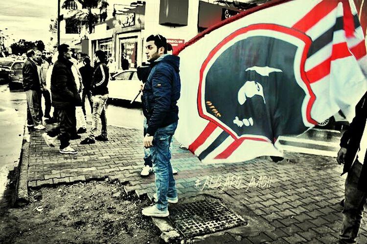 ULTRAS TEHA BOYS ALETTEHAD Libya Ultras Libyan Fans
