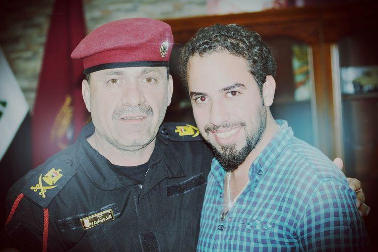 قائد عمليات الفرقة الذهبية فاضل البرواري الله يحميه