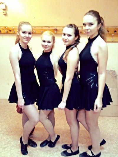 Viva Dance★♥ Girls Dress Black