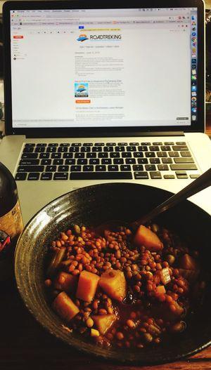 Lunch Lentils Vegan Ethiopian Food Spicy Food Computer My Point Of View Foodporn