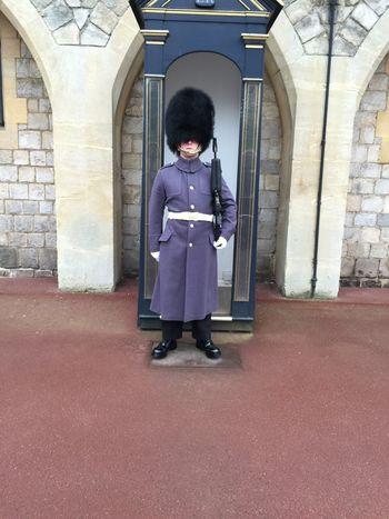 Precision Guard London Britain Proud