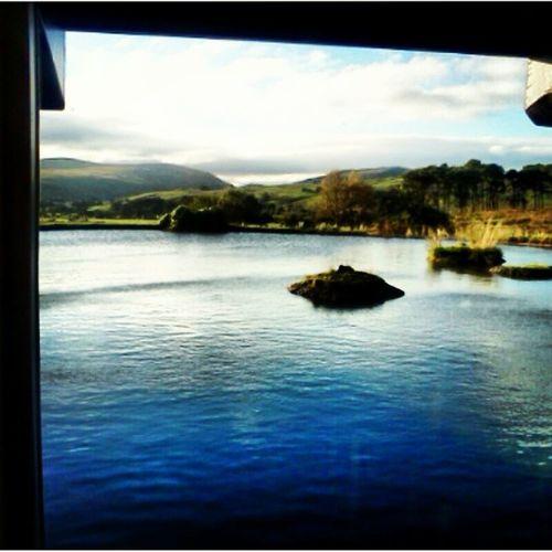 somewhere in Scotland; the view was stunning Scotland Servicestop 2daytrip WinterSeason