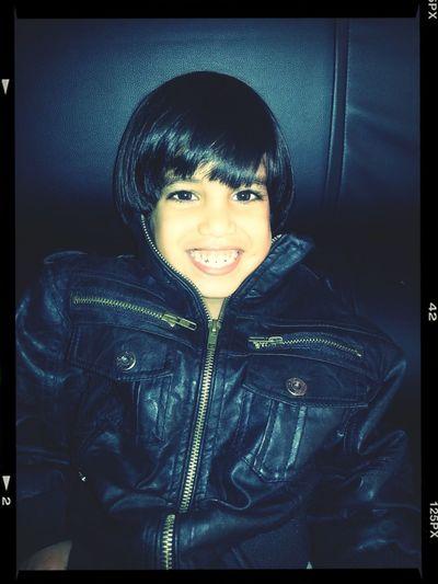 Mi precioso Sebastián