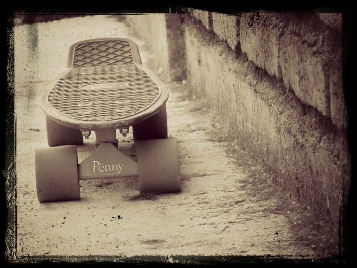 Penny Board Old-Style