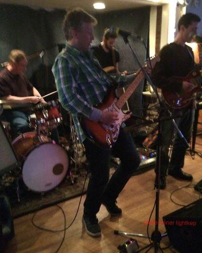 Live Music Happy Tuesday Evan Walton Mark Carson Scott Shead