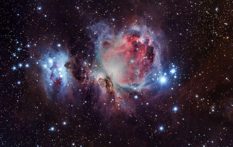 Nebula orión