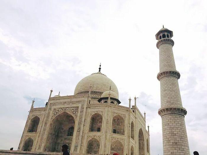 Symbol of love tajmahal Love Without Boundaries Love ♥ India India_clicks Hello World Hi!