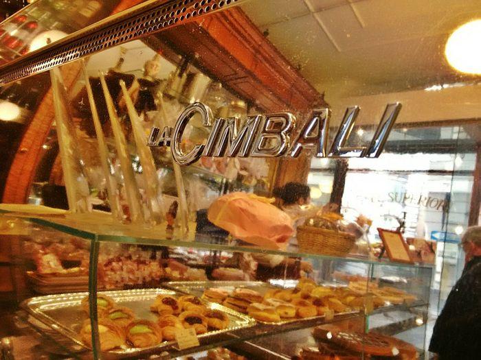Bar Centro Storico Coffee Pasticceria Espresso Machine La Cimbali