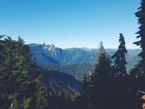 Hiking Mountains Nature OpenEdit