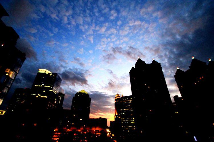 EyeEm Best Shots Photooftheday Skyline Atlanta ATL Atlanta Ga Sunset Silhouettes Sunset Atlantaphotog Popular Photos