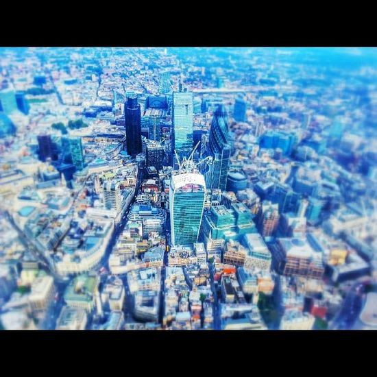 London Londoncity Helicopterride Amazing